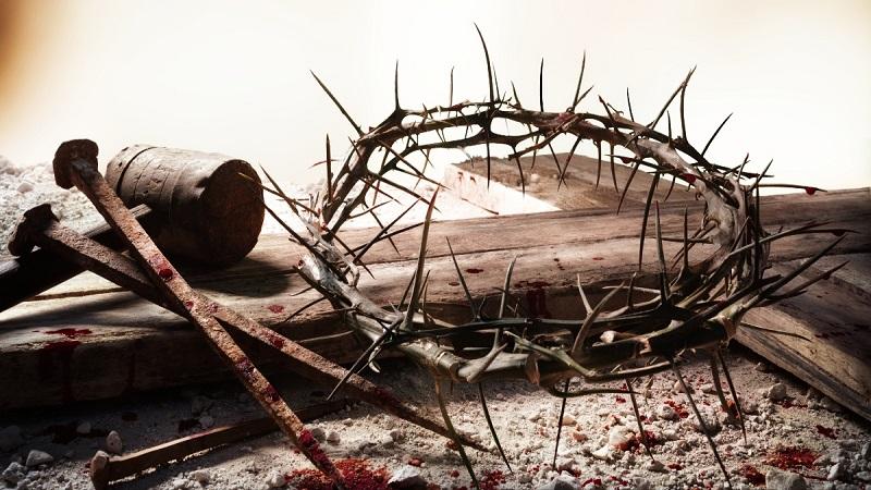 இயேசுவுக்கு தழும்புகள் எப்படி வந்தன?