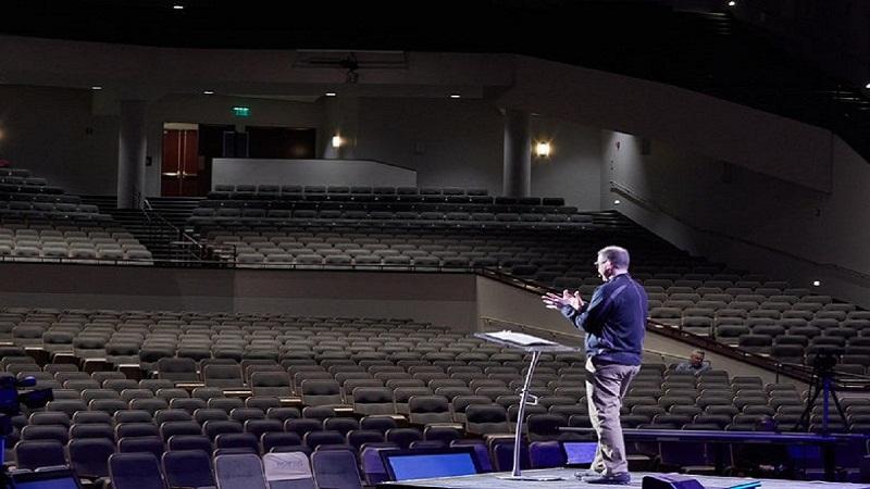 good Ideas for Pastor Church during Lockdown