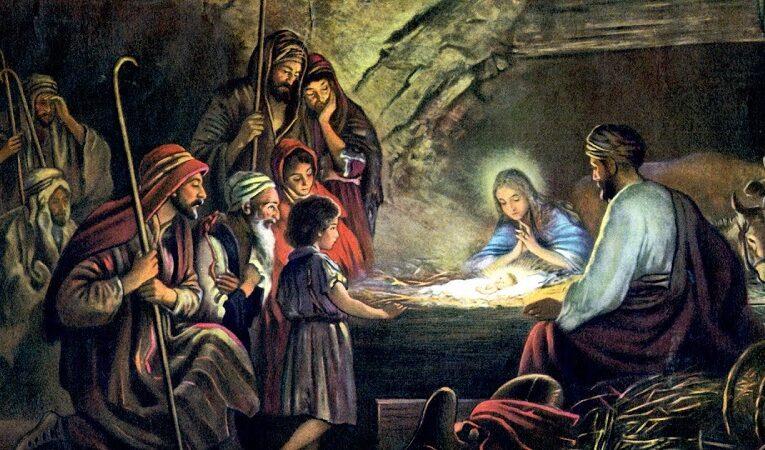 பிள்ளையாகிய கிறிஸ்து
