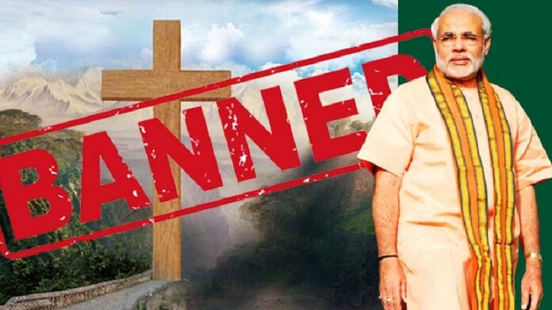 Licenses of 20,674 Christian NGOs nationwide revoked - Federal Action