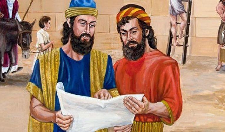 வேதத்தின் மகத்துவங்களை அவர்களுக்கு எழுதிக் கொடுத்தேன்