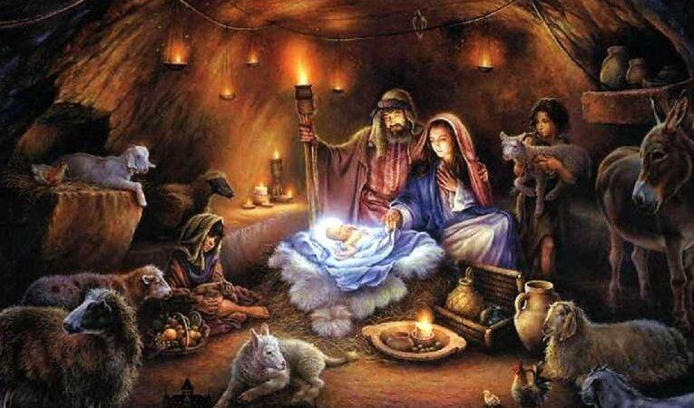 பிறந்த (கிறிஸ்துவை)பிள்ளையை துணியில் சுற்றி வைத்தார்கள் ஏன் தெரியுமா ?