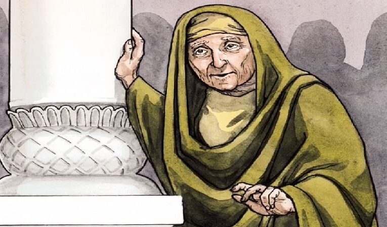 ஆலயத்தில் அன்னாள்  (கிறிஸ்துமஸ் சிறப்பு கவிக்  கட்டுரை)