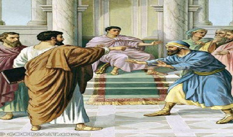 இயேசு சொன்ன சிறு வார்த்தைகள் (அதில் பெரிய வல்லமை உண்டு)
