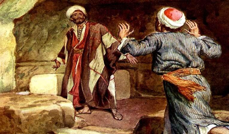 இயேசு சந்தித்த வீடுகளில் நடந்தது